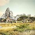 Première pierre... au zoo