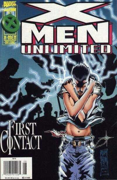 x-men unlimited 1993 08