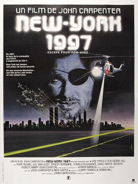 New York 1997 - Affiche