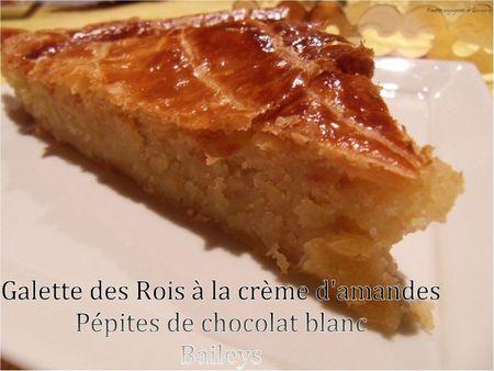 galette des rois crème d'amandes pépites de chocolat blanc baileys4