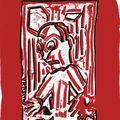 monotype sur rouge0054