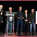 Béziers -trophées de la feria 2016