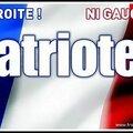Dimanche 13 décembre, tous les patriotes doivent unir leurs voix