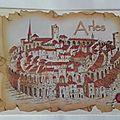 Arles 1 - les arènes fortifiées