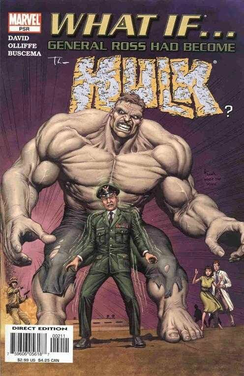 what if general ross had become the hulk