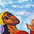 La prière, 11ème rencontre. jn 16, 26-33 récapitule la totalité. le processus qui va du trouble à la prière.