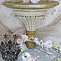Console 19ème, shabby chic