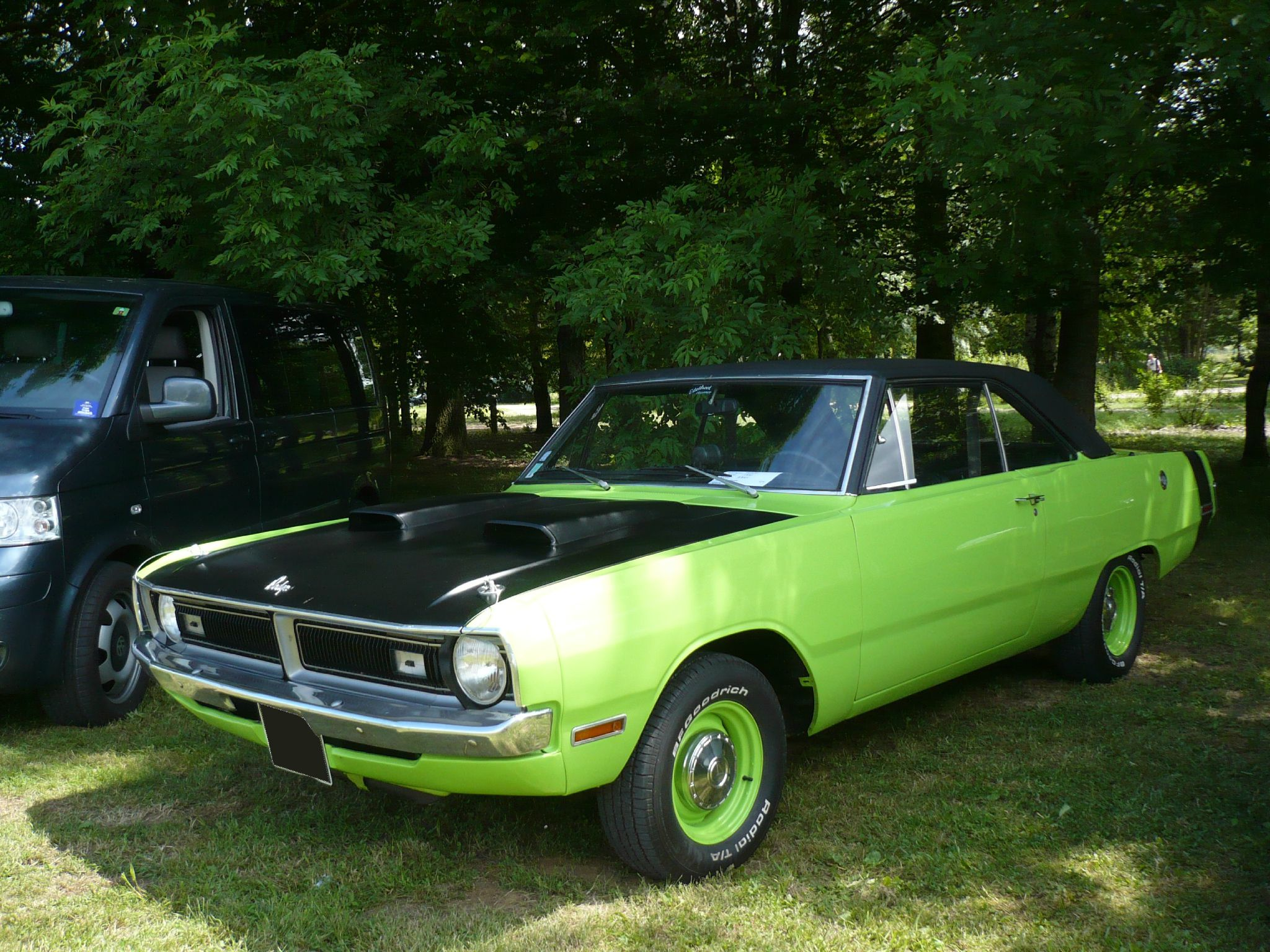 DODGE Dart 2door hardtop 1970 Madine (1)
