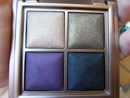 Palette Luxurious Gold and Plum N°2