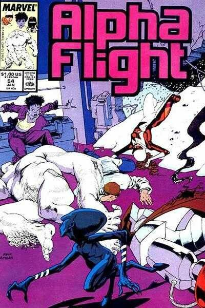 alpha flight 054