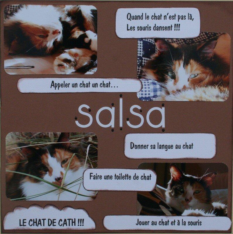 La belle Salsa : La boulette de Cath