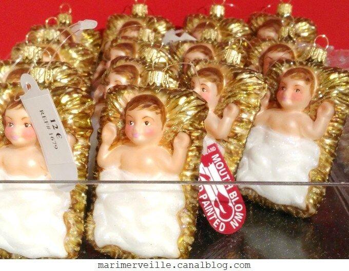 décorations de Noël Monts enneigés22 -le bon marché - marimerveille