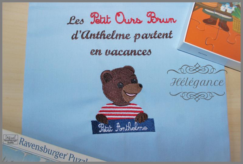 sac petit ours brun 2