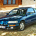 Honda Civic CRX 1