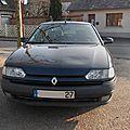 Renault safrane 2.2 si rn automatique (1992-1993)