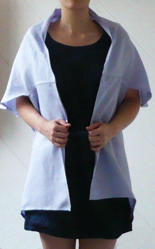 veste couture japonaise débutez la couture en 12 leçons