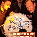 Gone with the swing trio au festival les couleurs du jazz le 26 juin 2013