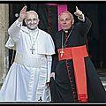 Notre pape francois et son premier ministre