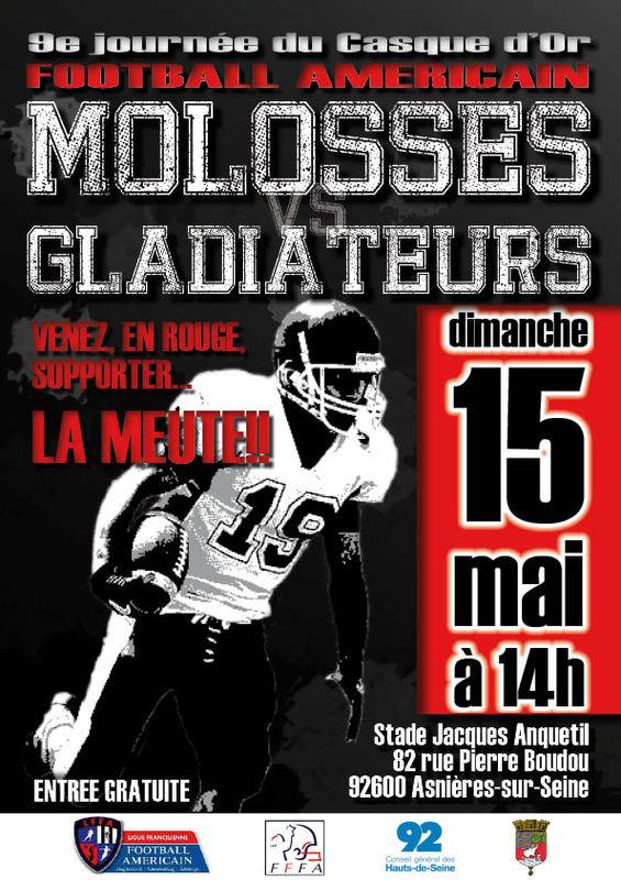 molosses gladiateurs