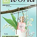 Lrworld mars 2015, le printemps arrive!!