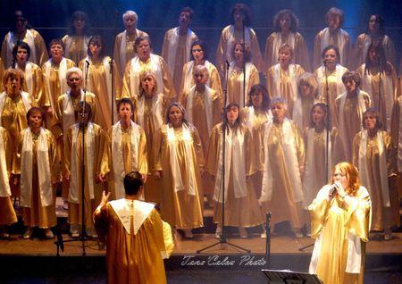 Cindy et le Gospel Story-Je Viens Du Sud_TC