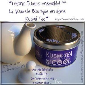 concours_Kusmi_Tea_chez_Tara