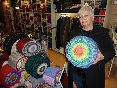 Les tricoteuses de Louhans 1