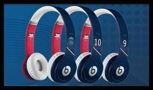 beats by dr dre casque PSG 1