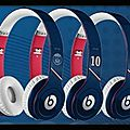 Casque audio psg - beats by dr dre - paris saint germain boutique officielle