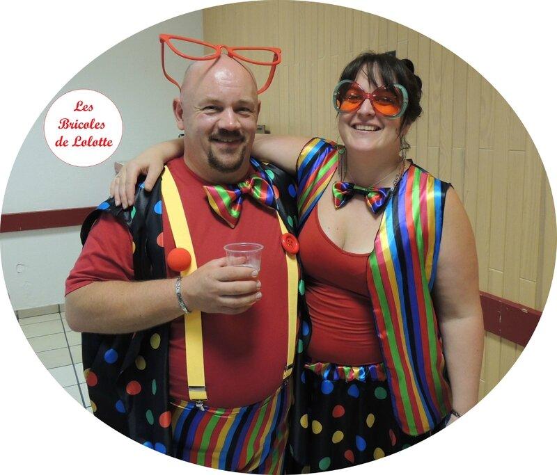 les bricoles de lolotte - deco thème clown6 copie