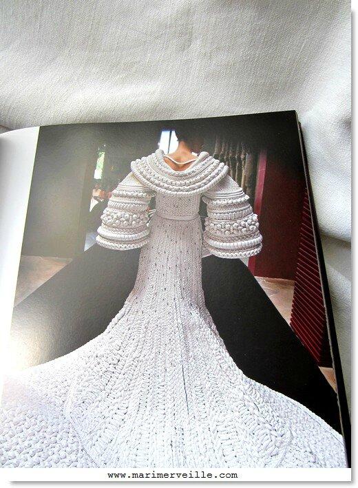 métiers d'art de la mode- stéphane Rolland - Marimerveille
