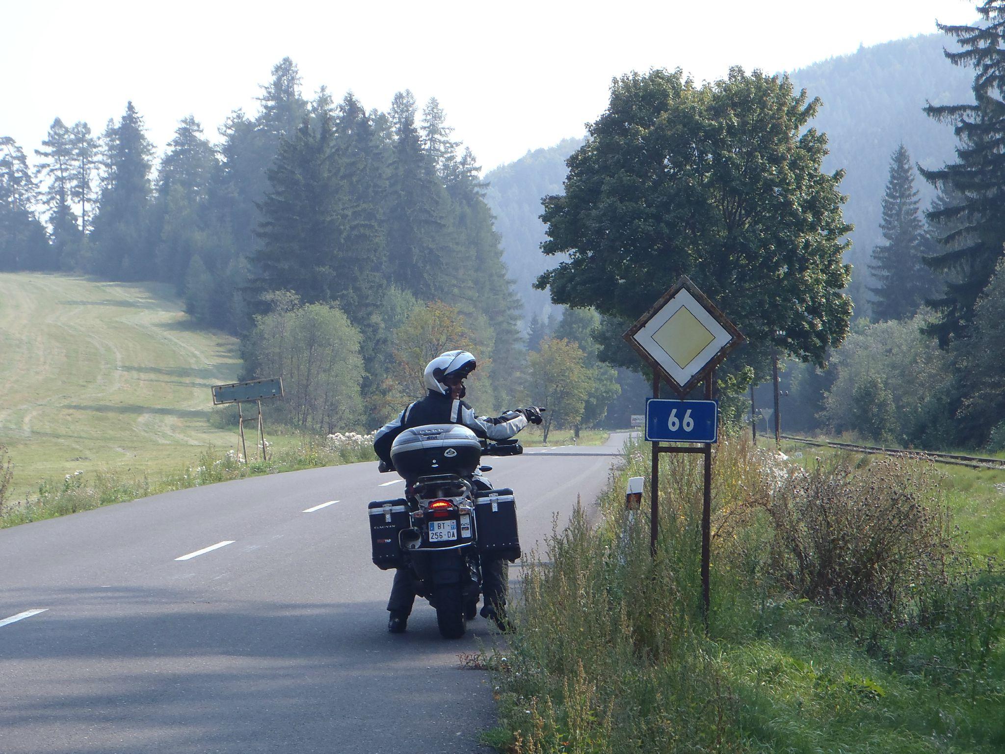slovaquie - notre route 66