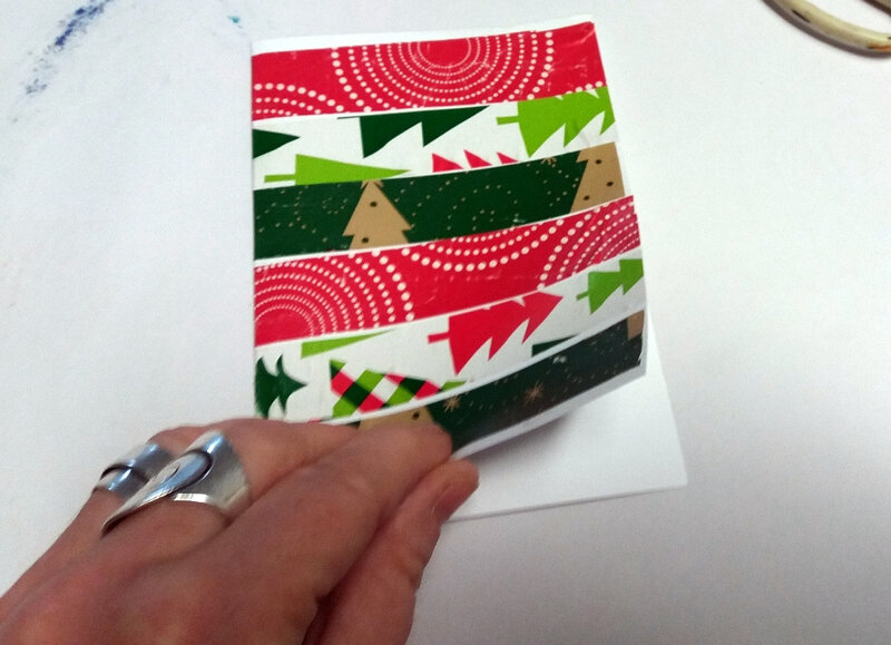 347-Noël et nouvel an-Cartes papiers cadeaux (21)