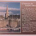 St Malo datée 1991