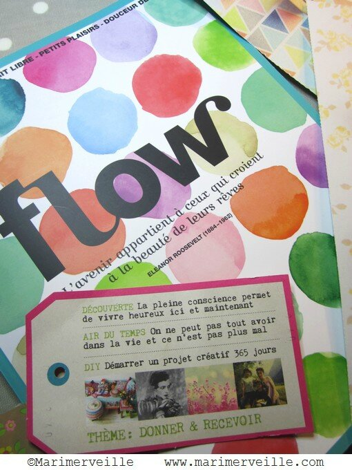 couverture Flow N° 1 - Marimerveille