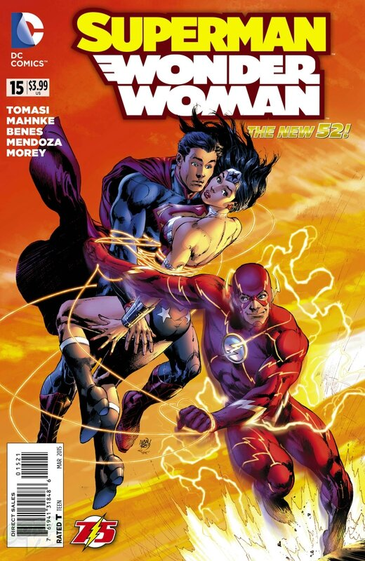 superman wonder woman 15
