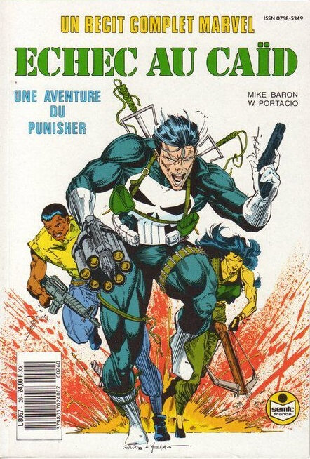 Panini / Semic Marvel : Punisher