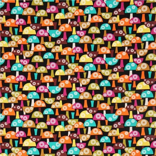 black-mushroom-fabric-Michael-Miller-from-the-USA-174593-2