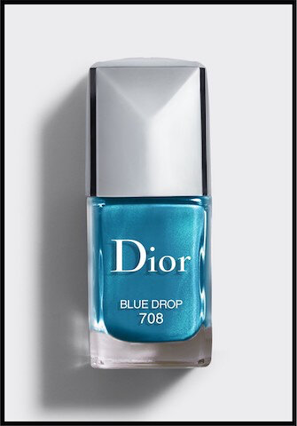 dior vernis blue drop