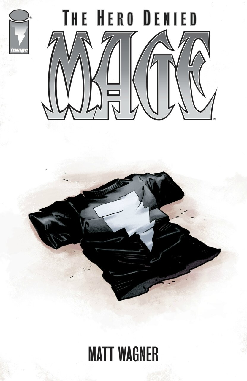 Image Mage the hero denied by Matt Wagner
