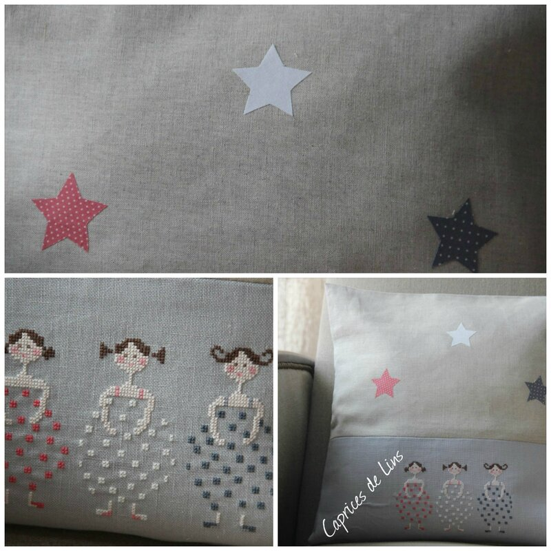 Coussin Charline