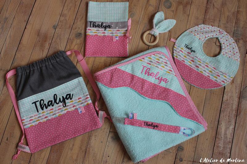 cadeaux de naissance bébé Thalya