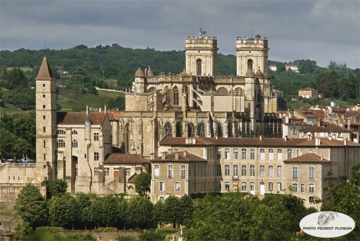 AUCH_Cathedrale_Sainte_Marie
