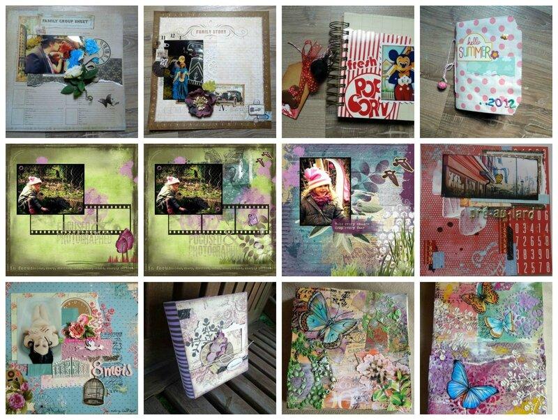 scrap Collage