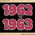 .CLASSE en : 1962 / 63