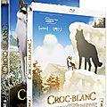 Sortie dvd: croc blanc, une belle adaptation moderne du classique de london