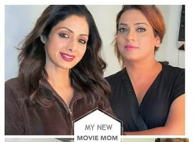 Sridevi Media Dixit Mom new movie