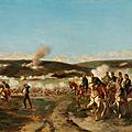 Armand-Dumaresq, Combat de rueil et de la malmaison