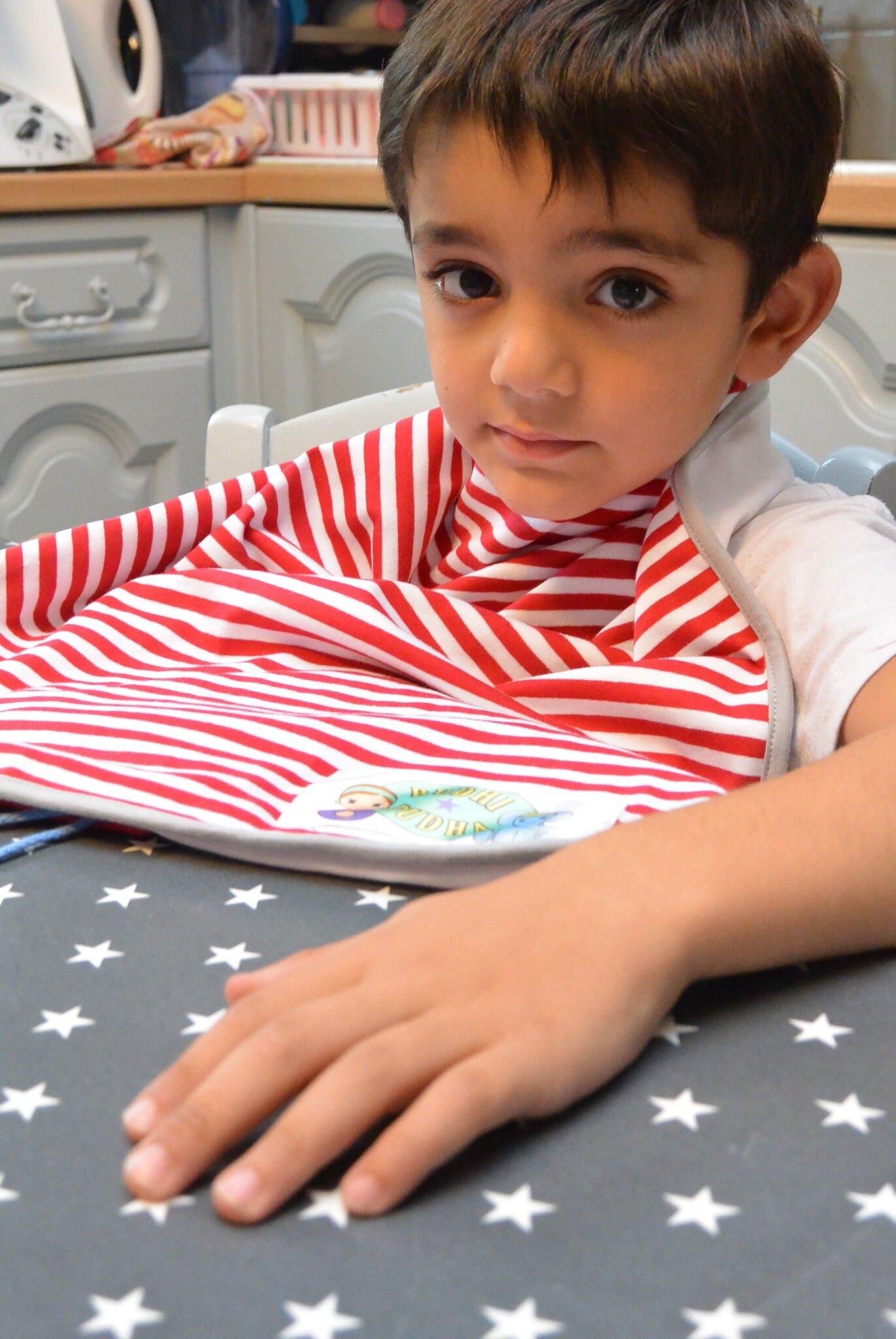 serviette de table BUDHI BUDHA