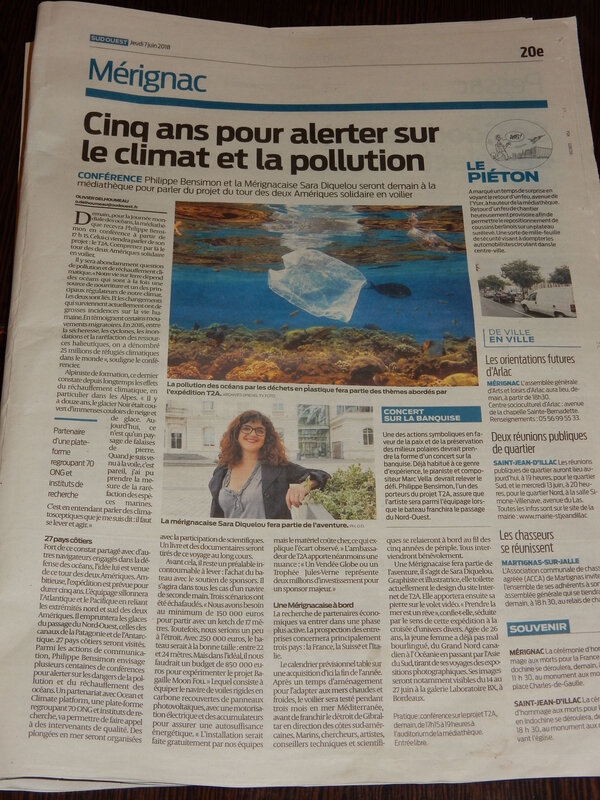 Sud-Ouest 070618